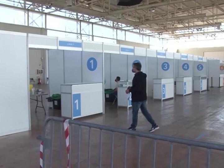 24/03/2021 Eivissa i Formentera reprenen la vacunació d'AstraZeneca
