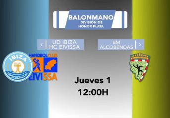 01/04 Handbol: U.D. Ibiza H.C. Eivissa - BM Alcobendas