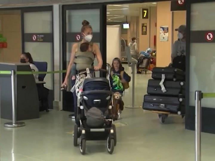 03/05/2021 L'Aeroport d'Es Codolar comença a despertar