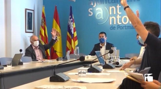 27/05/2021 Joan Torres torna a fer-li la guitza a l'alcalde