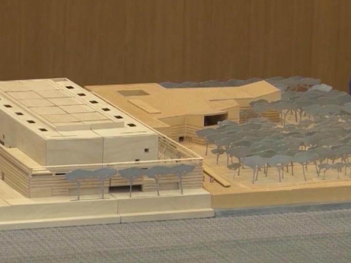 10/06/2021 L'ampliació del Palau de Congressos es redueix un 30 %