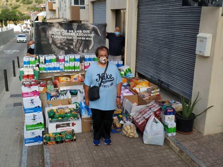 04/06/2021 Vicent 'Pujolet', un josepí molt solidari