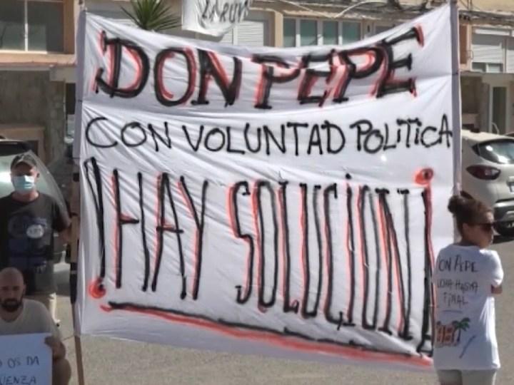 13/07/2021 La justícia diu que s'ha de reallotjar als vesins dels 'Don Pepe'