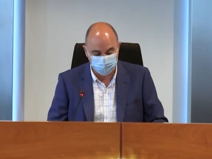 14/07/2021 Vicent Marí demana regular l'entrada de vehicles a Eivissa
