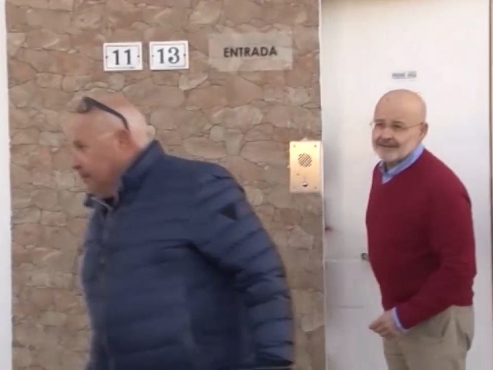 14/07/2021 El Govern denega l'indult a José Juan Cardona