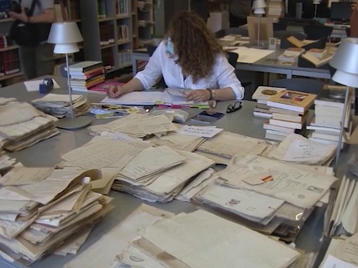 22/07/2021 L'Arxiu Històric presenta les seves darrers adquisicions