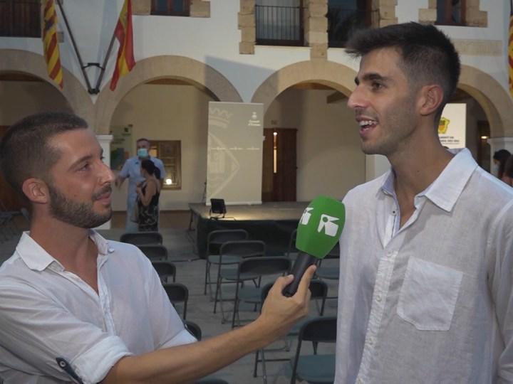 11/08/2021 Entrevista a Marc Tur