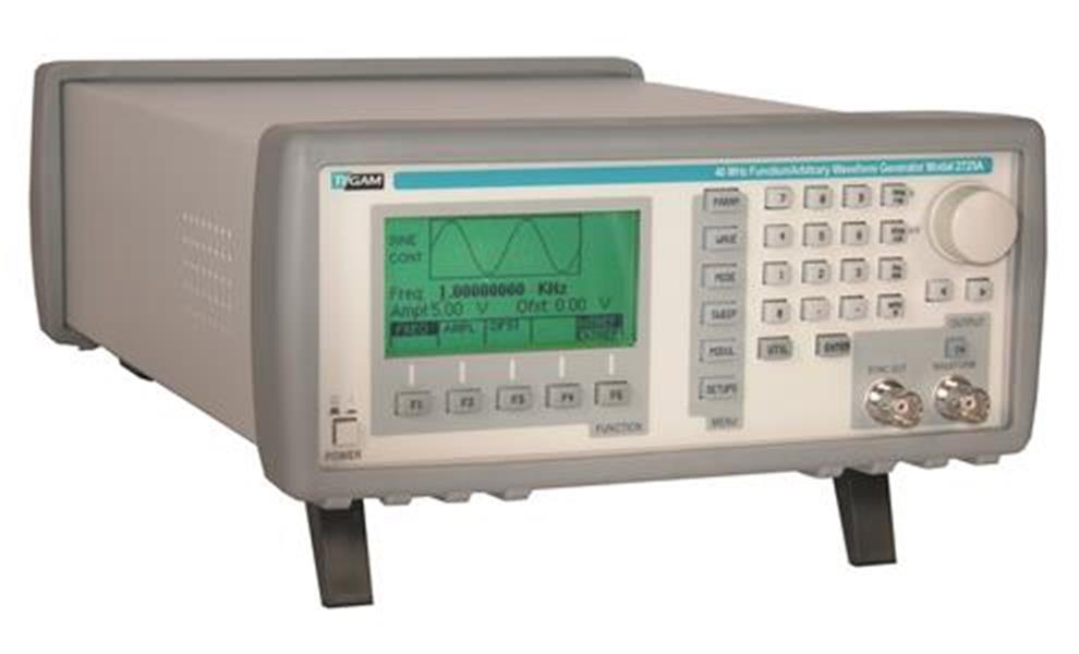 (2725A) 40 MHz Function / Arbitrary Waveform Generator