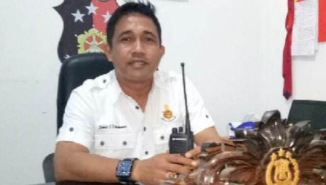 Berkas Tujuh Tersangka Pengancaman Gunakan Bom di Konsel Segera Disidangkan