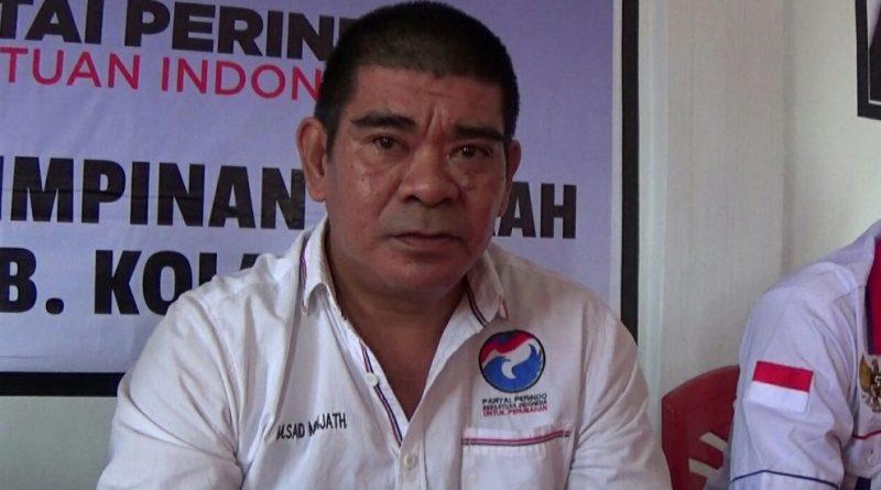 DPD Perindo Kolaka All Out Dukung SMS Berjaya
