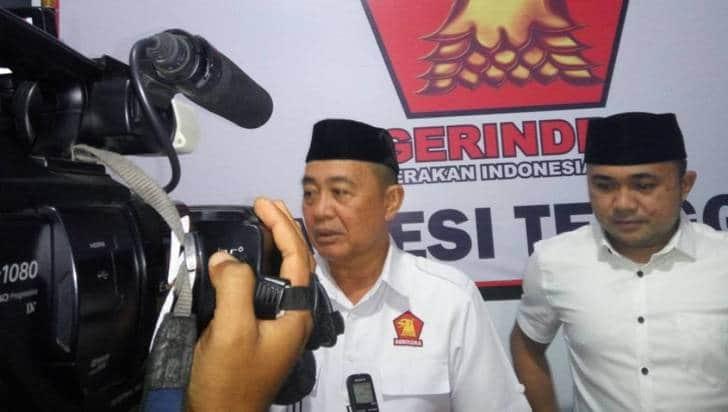 Pilkada Serentak 2018, Ini yang Diusung DPD Gerindra