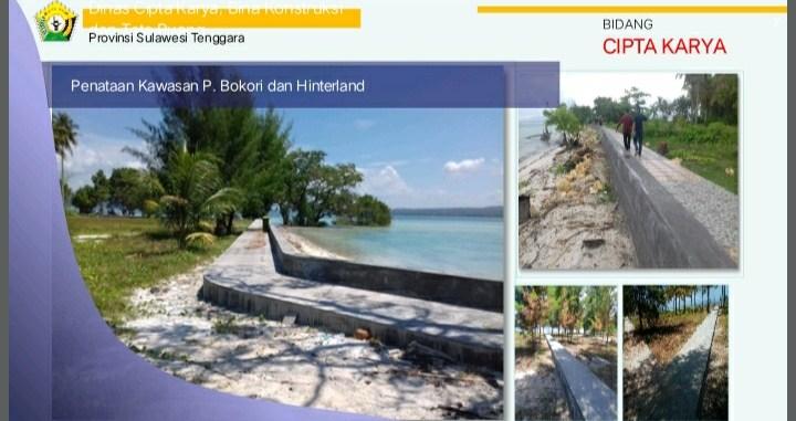Penataan Pulau Bokori Berhasil Tarik Wisatawan
