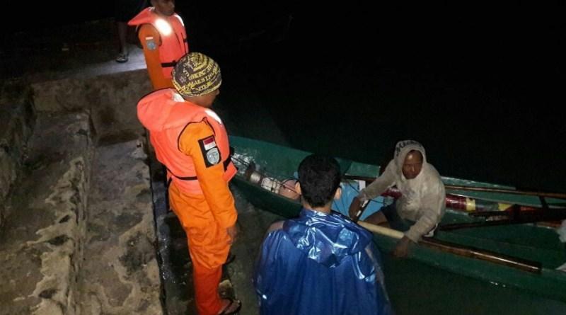 Basarnas Berhasil Evakuasi Longboat Mati Mesin