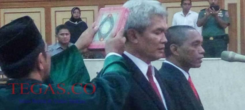 PAW Nirna Luchmuddin dan Iksan Ismail Diparipurnakan