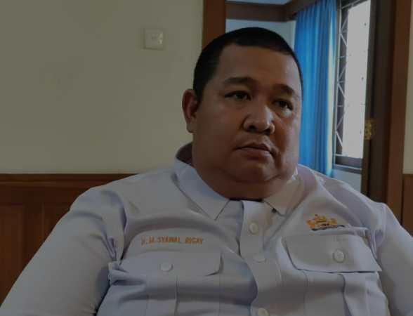 Sekretaris panitia pelaksana (organizing committee), Muhammad Syawal Rigay