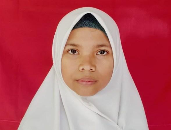 Ria Khairiyah (Alumni MA Plus Darul Hufadz)