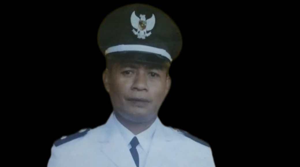 Kepala Desa Matabaho, Anas Arhum