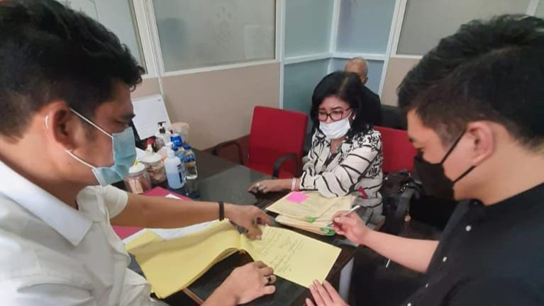 Polri tetap tiga tersangka pemalsuan akta perusahaan