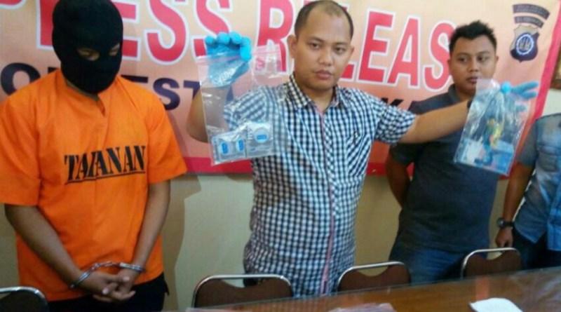 Satreskrim Polresta Yogyakarta Amankan Mucikari Lintas Provinsi