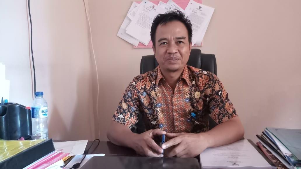 Ketua KPU Konsel, Aliudin