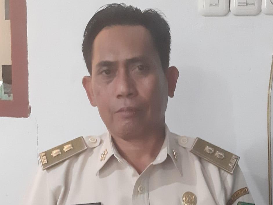 Kepala Bapenda Kolut, M. Ahdan Alwi, S.Sos