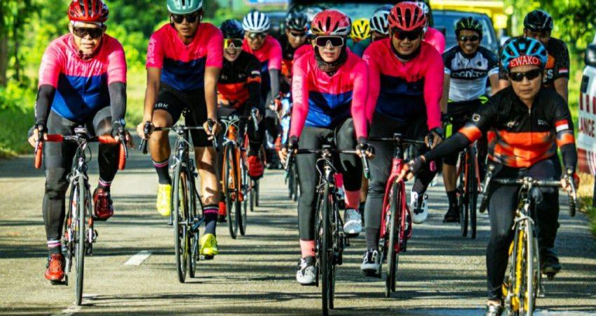 Komunitas Road Bike Kendari, Tour Kolaka-Kendari : Event Lokal Rasa Nasional
