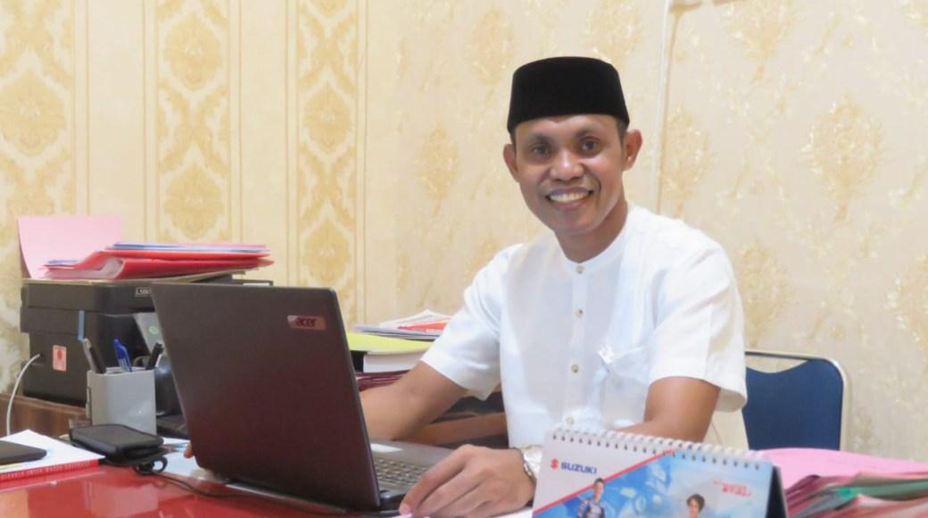 Ketua Tim Penyidik Kejari Konsel, Safri Abdul Muin SH MH