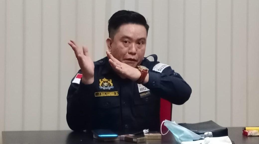Ketua KIK Squad Sultra, Kaisar Kalenggo SH