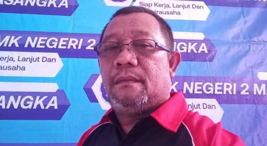 MUCHLIS, M.Pd (Kepala SMK Negeri 2 Mawasangka)