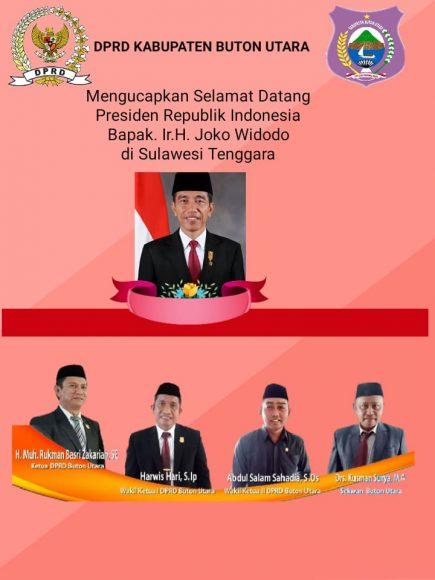Iklan Butur untuk presiden (1)