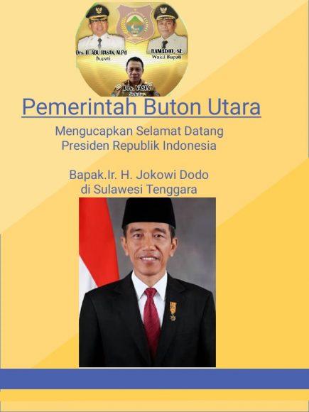 Iklan Butur untuk presiden (2)