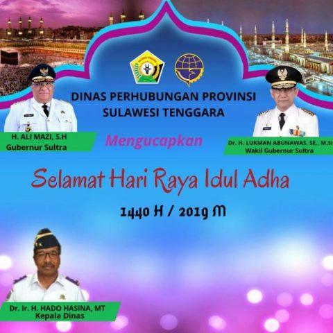 Iklan Idul Adha Dihub Sultra