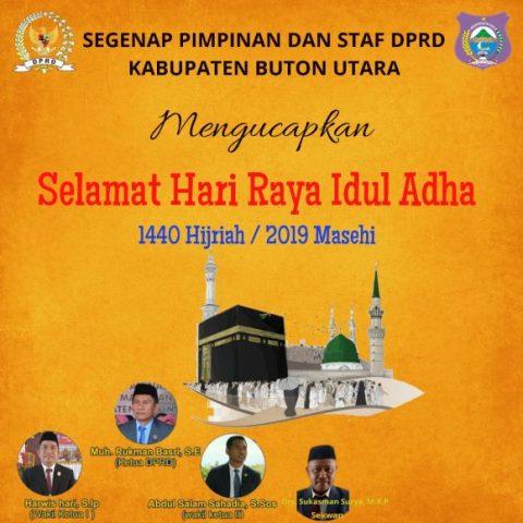 Iklan Idul adha Butur