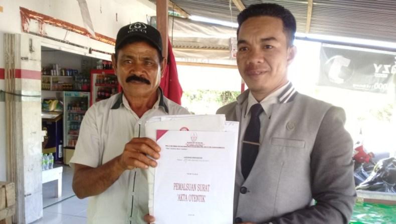 Kades di Buton Selatan Gunakan Ijazah Paket C Palsu Dipolisikan