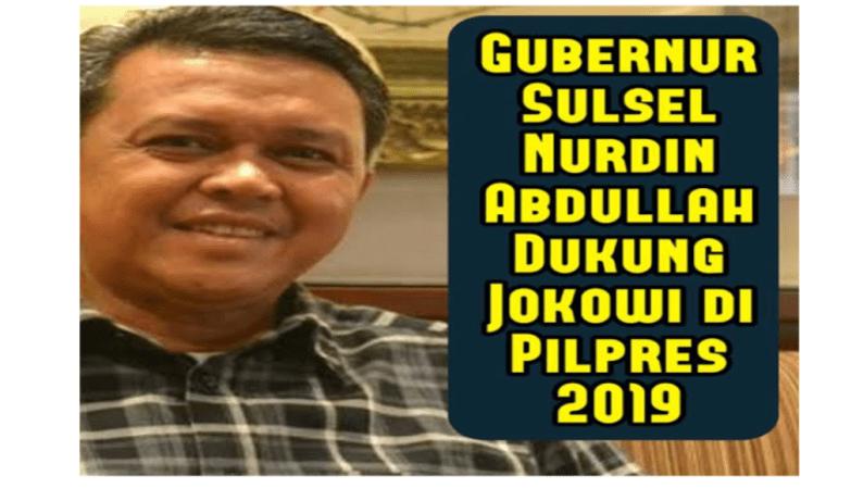 Deklarasi KKSS Bakal Dihadiri Gubernur Sulsel, Nurdin Abdullah
