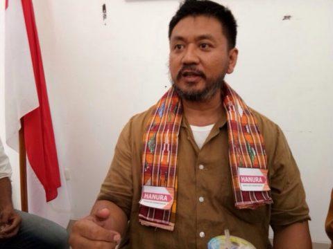 Bakal Calon Wakil Gubernur Sultra, Oheo Sinapoy FOTO : WIWID ABID ABADI
