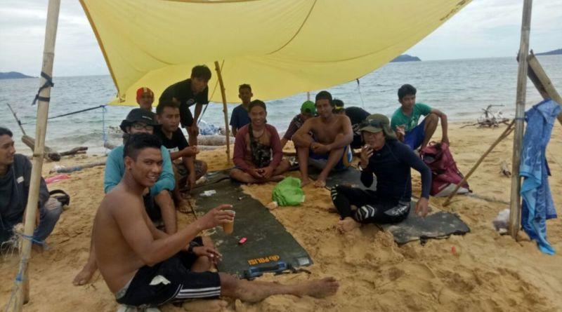 Pulau Pelangi di Kolaka, Destinasi Wisata Baru Warga Sultra