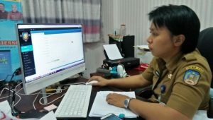 BPKAD Konsel Terapkan e-Tracking
