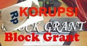 Heran... Bantuan Block Grant 2012 Disalurkan 2017