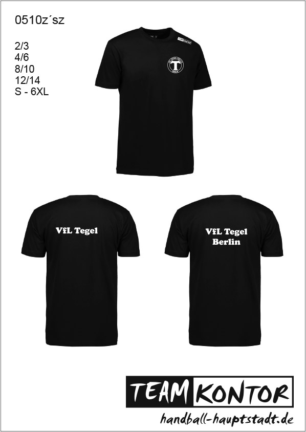 Vfl Tegel Handball T shirt