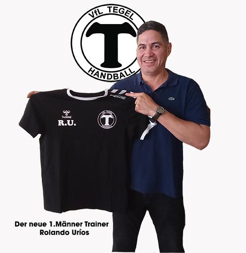 VfL Tegel Rolando Urios