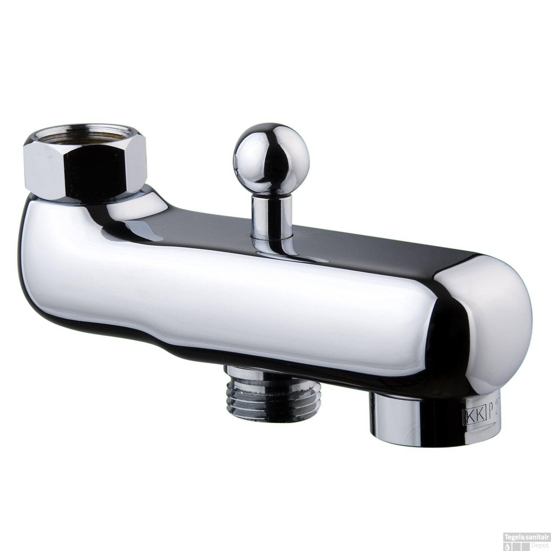 Bekend Kraan Douche | Badkamer Bad Kraan Chroom Waterval Bad Douche UM49