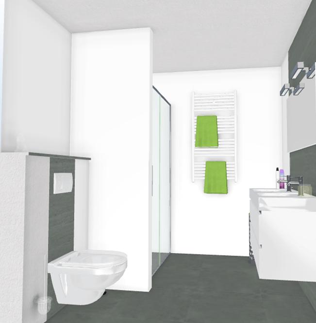 complete badkamer voor 5000 euro - boisholz, Badkamer