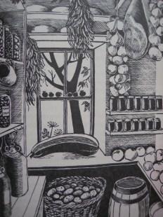 Sally Seymour : Storage of vegetables