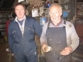Eifion and Graham Thomas
