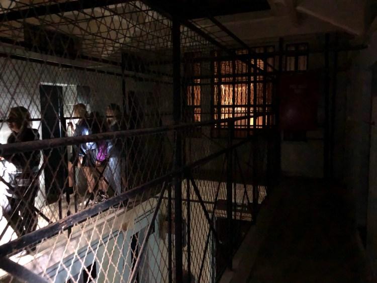 Prison tour