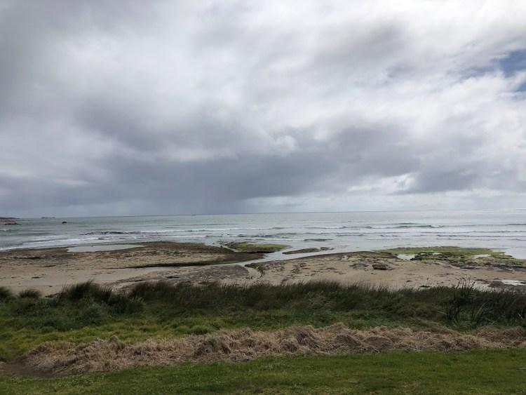 Ocean lookout point