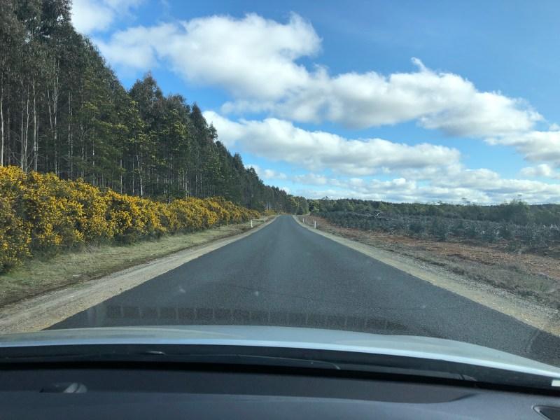 Remote road