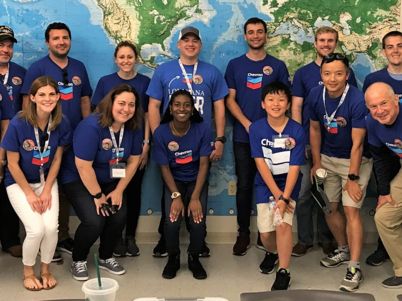 The National WWII Museum Hosts 2019 Robotics Challenge  Presented by Chevron