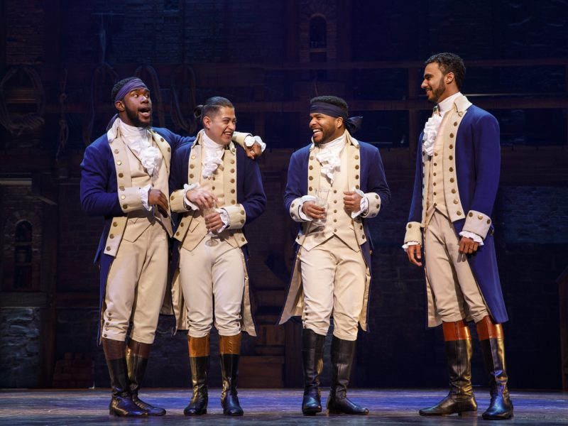 HAMILTON Will Return to Saenger Theatre for 2020-2021 Broadway In New Orleans Season
